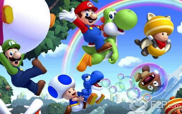 Mario shot 1