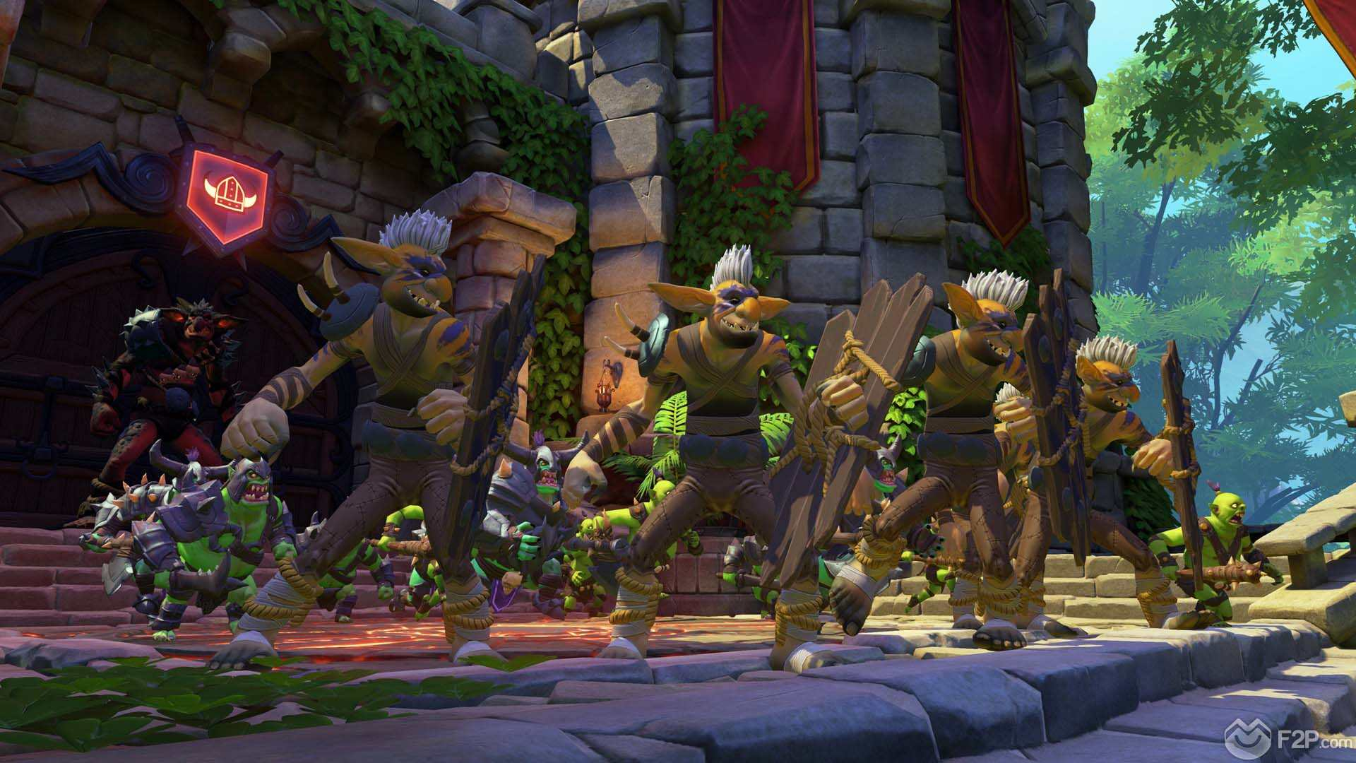 orcs must die 2 slots