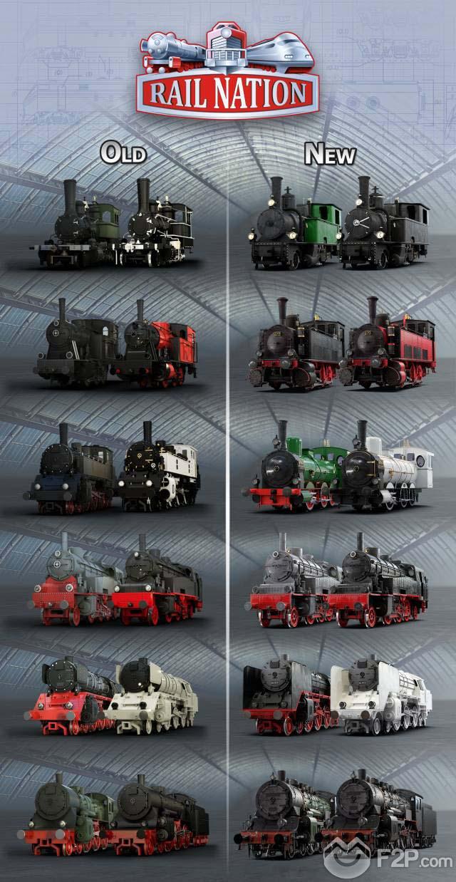 Rail Nation shot 2
