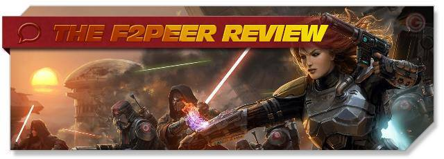 SWTOR - Peer Review headlogo - EN F2P