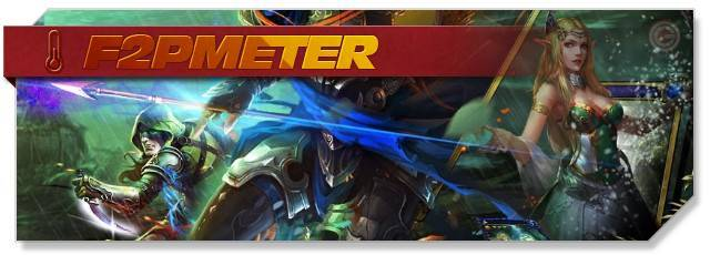 Summoner's Legion - F2PMeter headlogo - EN