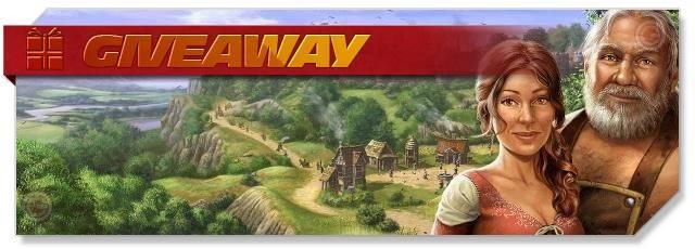 The Settlers Online - Giveaway headlogo - EN