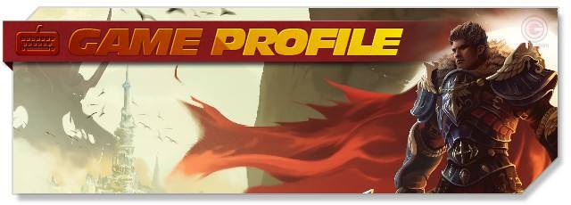 Echo of Soul - Game Profile headlogo - EN