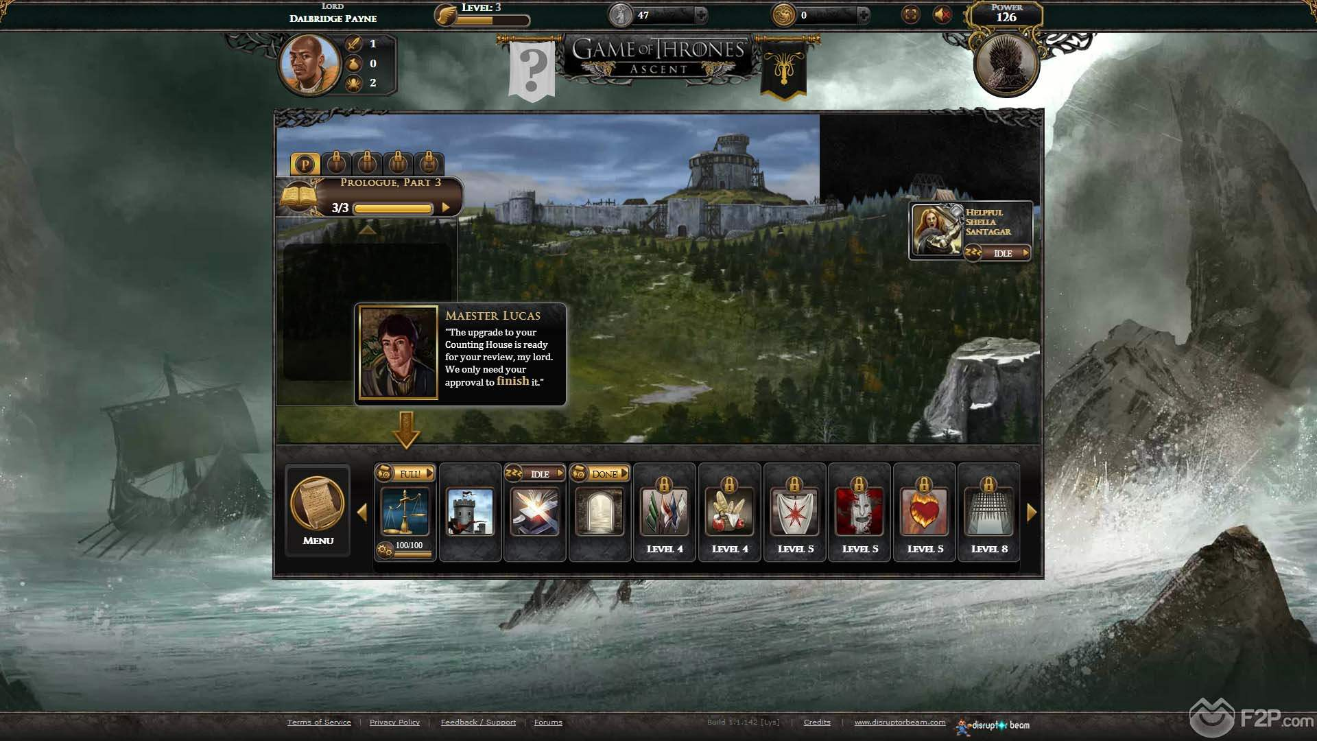 game of thrones ascent free game