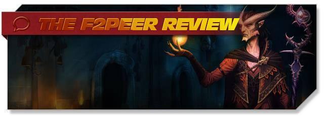 Neverwinter - Peer Review headlogo - EN F2P