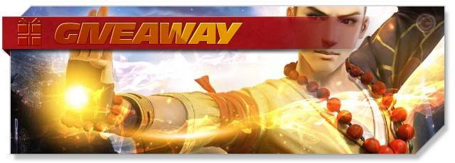 Age of Wulin - Giveaway headlogo - EN