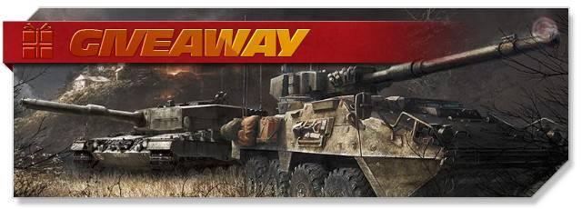 Armored Warfare - Giveaway heaolgo - EN