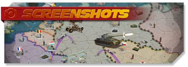Call of War - Screenshots headlogo - EN
