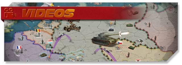 Call of War - Videos headlogo - EN