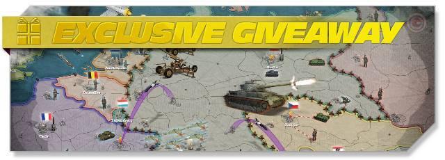 Call of War - exclusive giveaway headlogo - EN