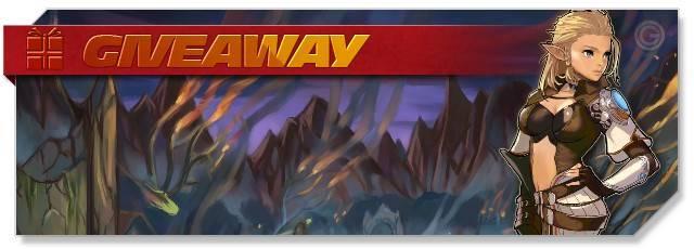 Fiesta Online - giveaway headlogo - EN
