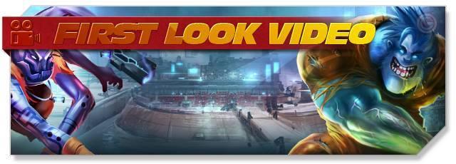 Games of Glory - First look headlogo - EN