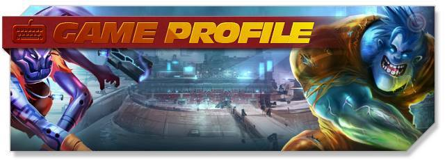 Games of Glory - Game Profile headlogo - EN