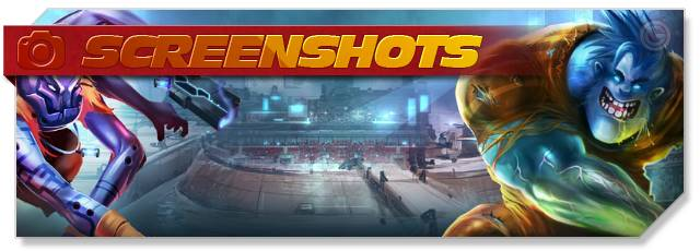 Games of Glory - Screenhots headlogo - EN
