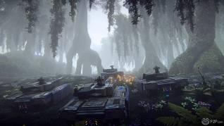 Planetside 2 screenshot PS4 1