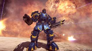 Planetside 2 screenshot PS4 3