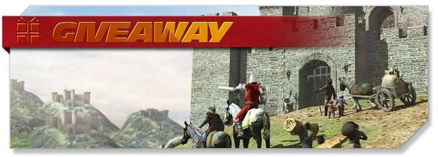 Stronghold Kingdoms - Giveaway headlogo - EN