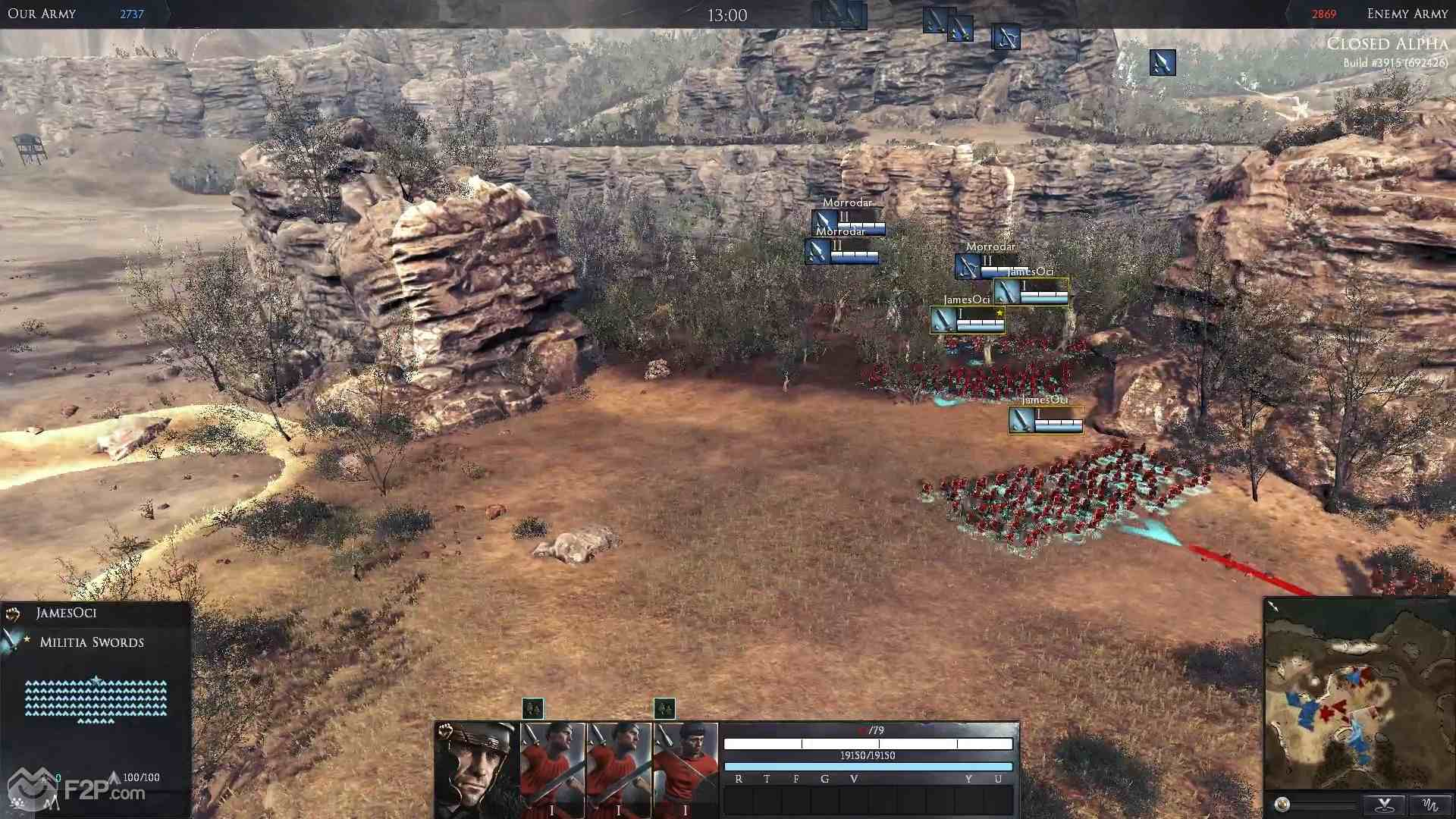 wargaming will publish total war arena