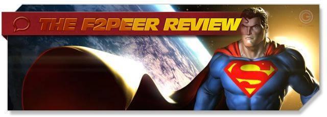 DC Universe Online - F2Peer Review headlogo - EN F2P