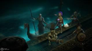 Drakensang Rise of Balor Unkown Riverside