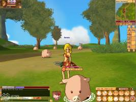Dream of Mirror Online screenshot 3