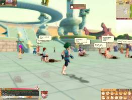 Dream of Mirror Online screenshot 4