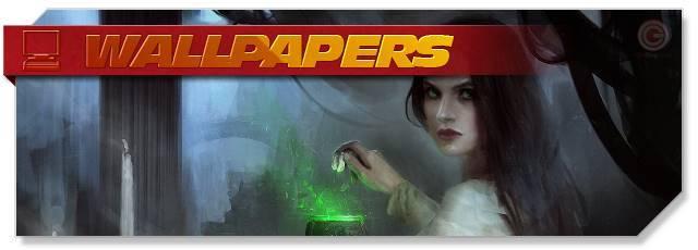 Magic Duels - Wallpapers headlogo - EN