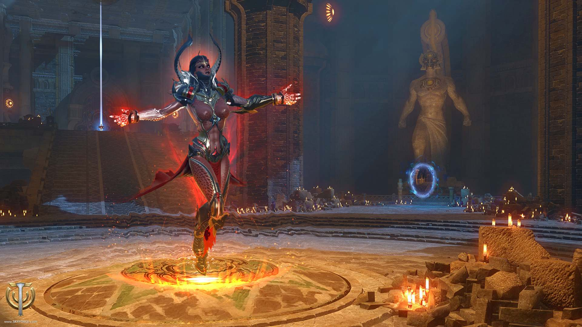 First Major Content Update for Skyforge