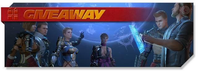 Skyforge - giveaway headlogo - EN