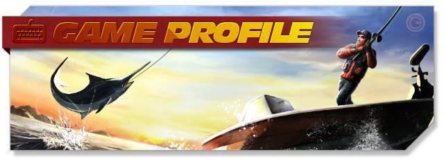 World of Fishing - Game Profile headlogo - EN