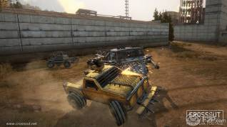 Crossout GC 2015 F2P4