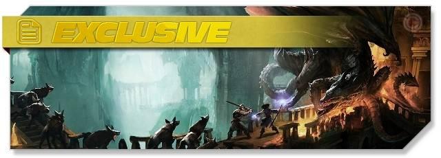 Drakensang Online - exclusive headlogo - EN