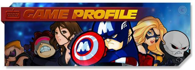 Tiny Mighty - Game profile headlogo - EN