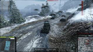 Armored Warfare Stress F2P3