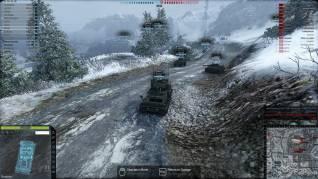 Armored Warfare Stress F2P3
