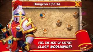 Castle Clash promo F2P3