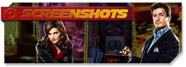 Castle - Screenshots headlogo - EN