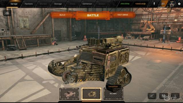 crossout how to get more energy