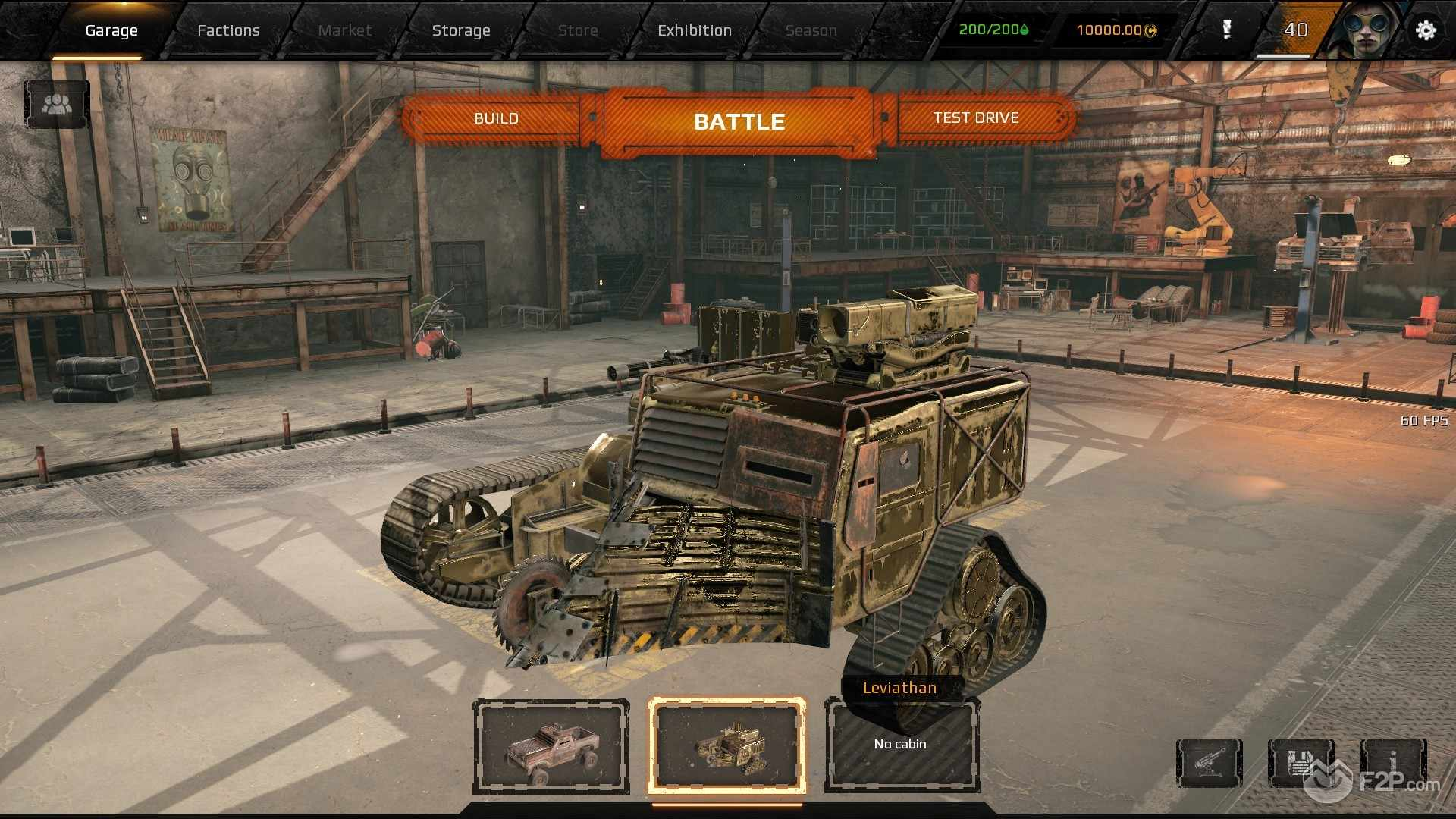 Best Cars In Crossout