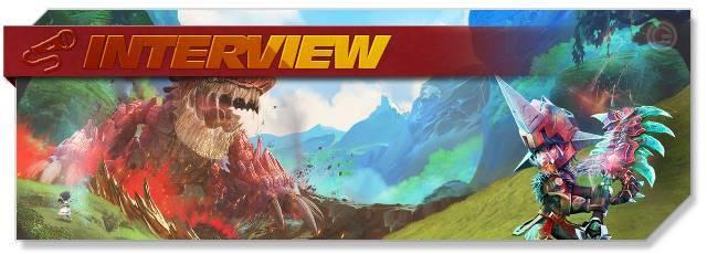Dragomon Hunter - Interview headlogo - EN