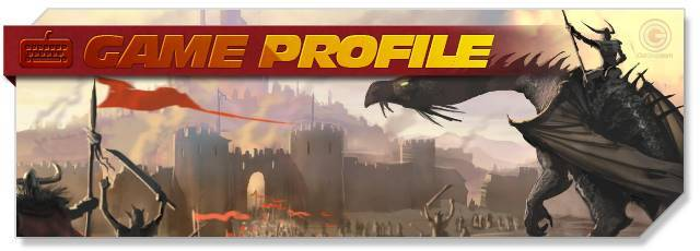 Dragons of Atlantis - Game Profile headlogo - EN