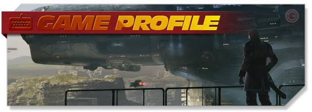 Dreadnought - Game Profile headlogo - EN