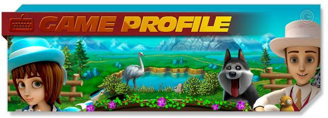 Klondike - Game Profile headlogo - EN