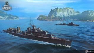 WoWs soviet F2P3