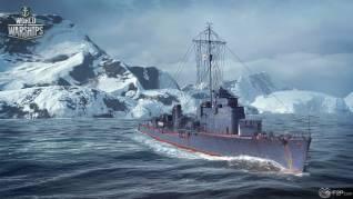 WoWs soviet F2P4