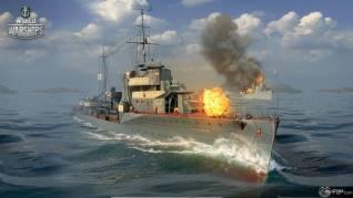 WoWs soviet F2P6