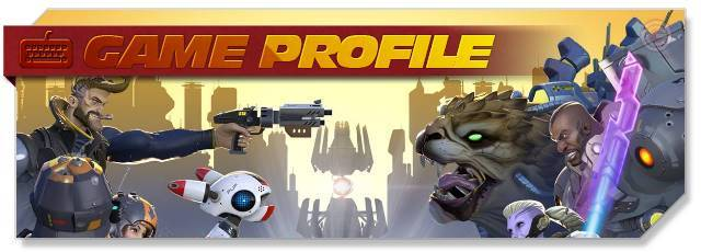 Atlas Reactor - Game Profile headlogo - EN
