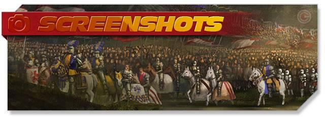Legends of Honor - Screenshots headlogo - EN
