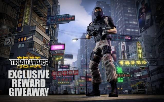 Triad Wars image