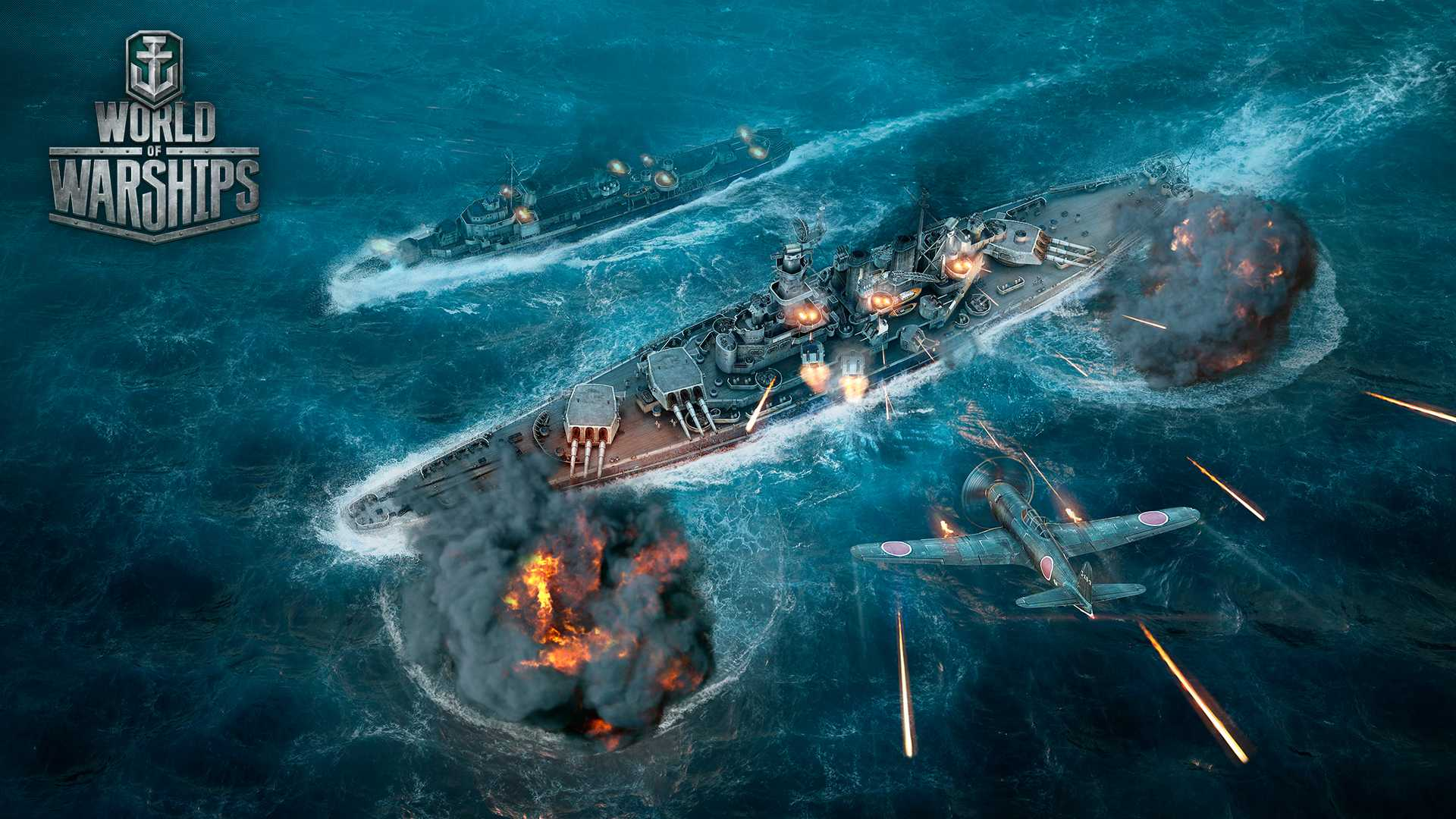 World Of Warships Wallpaper 4